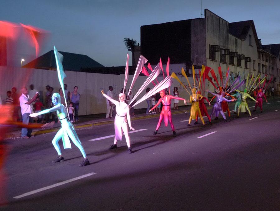 Parade Cabaret Urbain