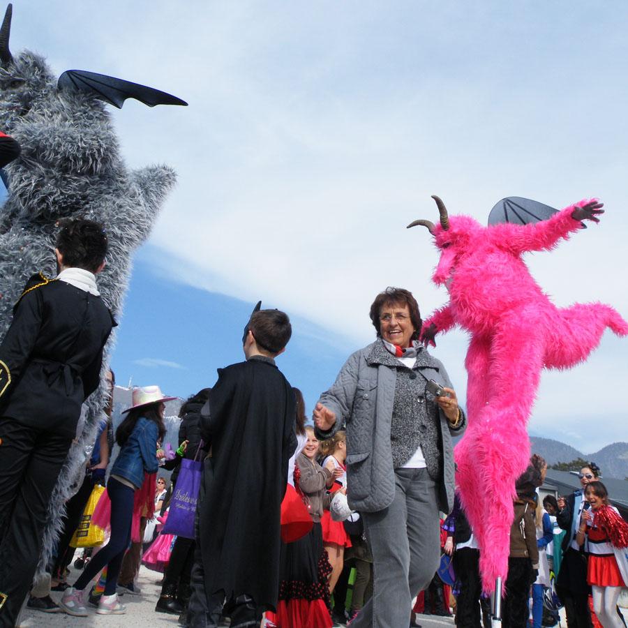 Parade Les Dragons